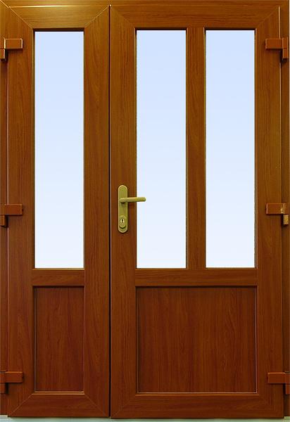 образцы входных дверей из пвх